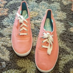 Keds Classic Coral Sneaker